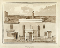 Quakers Meeting House, High Street, Deptford